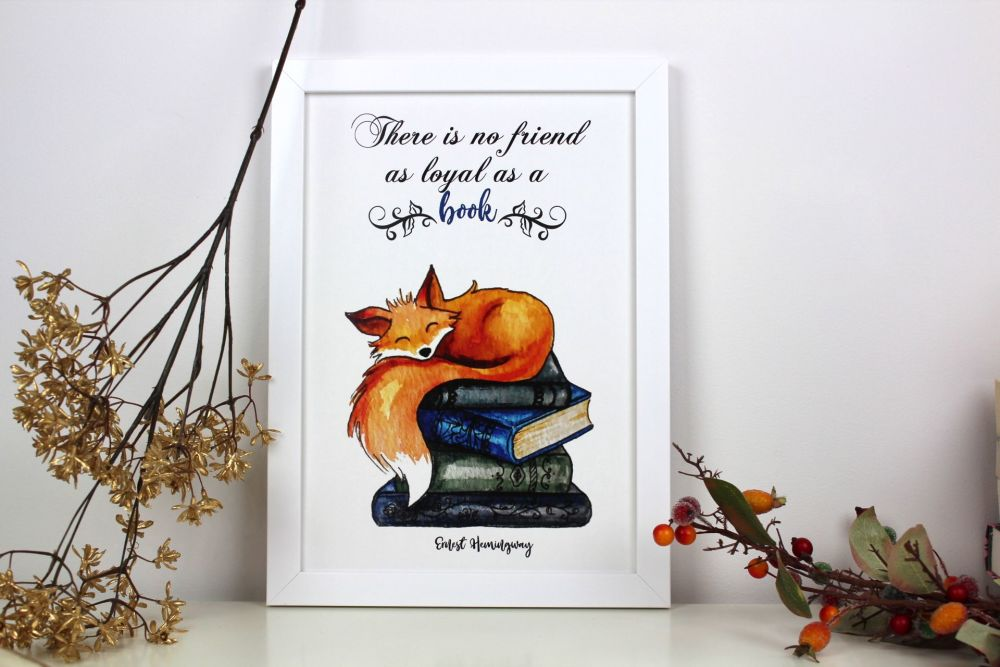 Fox Sleeping on Books.jpg
